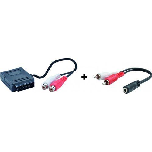 Adaptateur Audio Hexakit Hv 6751