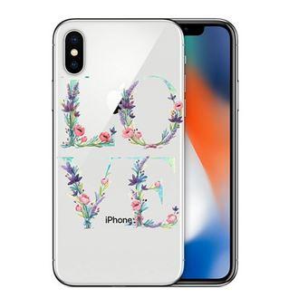 coque iphone xs max pastel