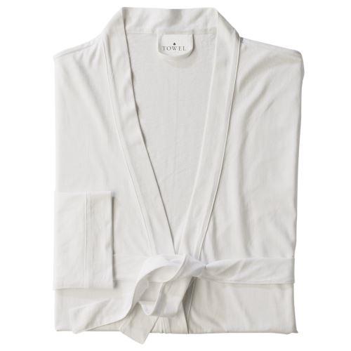 Towel City - Peignoir de bain 100% coton - Femme (S) (Noir) - UTRW1587