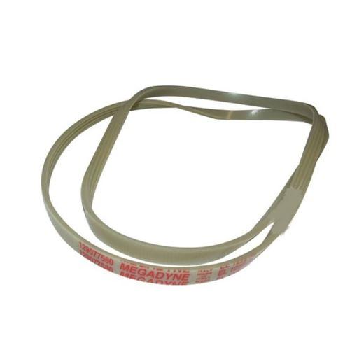 Courroie 1222j4 pour lave linge zanussi - 9977446
