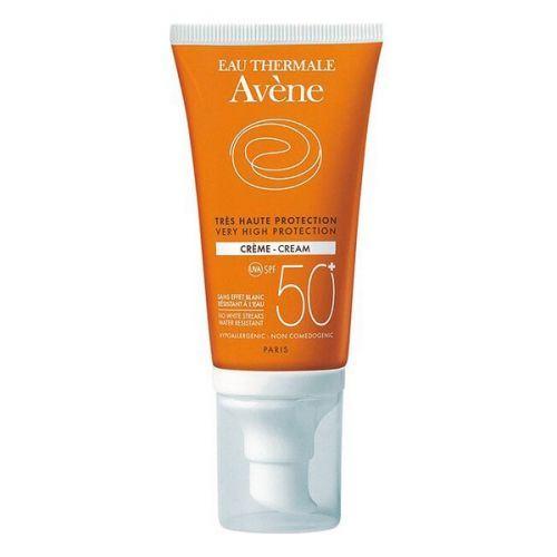 Écran solaire visage Solaire Haute Avene Spf 50+ (50 ml)
