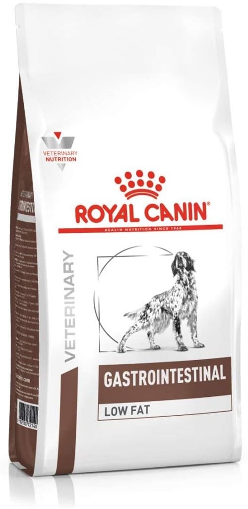 Croquettes Royal Canin Veterinary diet - dog gastro intestinal low fat - 1,5kg