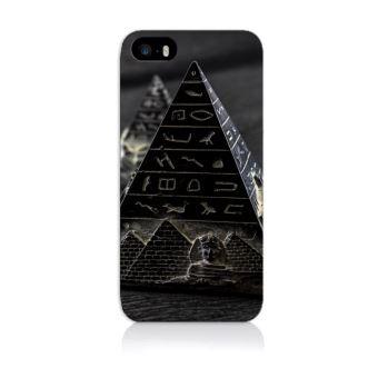 Coque iPhone SE Pyramide Mini