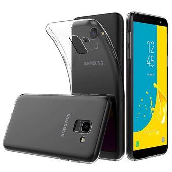 coque galaxy j6 2018 silicone