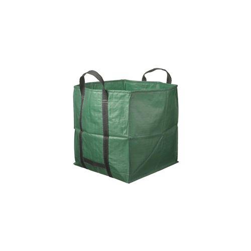Nature Sac à déchets de jardin carré Vert 252 L 6072405