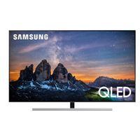 "Samsung QE55Q80RAT 55"" QLED 4K HDR Smart TV Zilver"