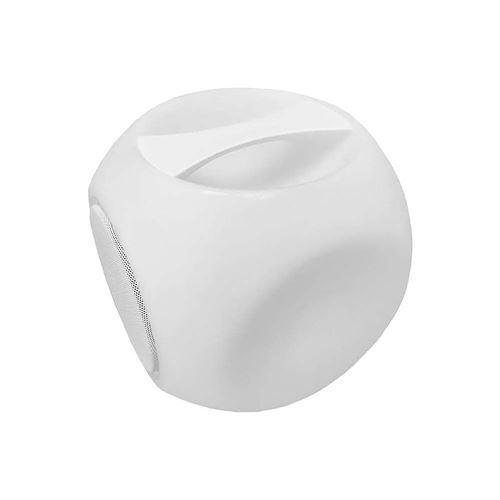 Proloisirs - Lampe cube avec bluetooth et haut parleur 10W