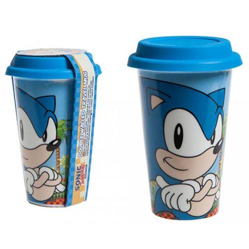 Verre de voyage Sonic The Hedgehog