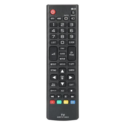 Télécommande universelle pour LG TV AKB73715603