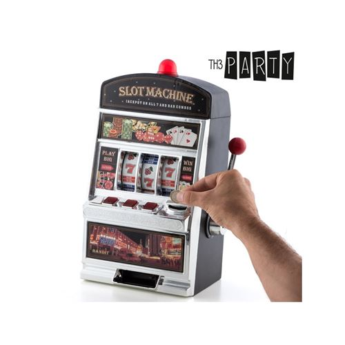 Tirelire Slot Machine Th3 Party