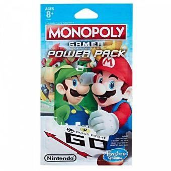 Monopoly Gamer Figure Packs
