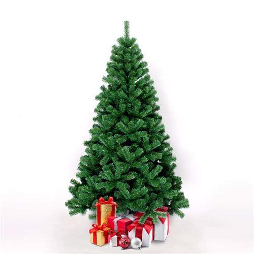 Arbres de Noël artificiels 180 cm Traditionnel Classique STOCKHOLM