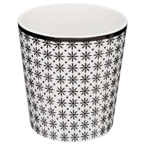 Mug ethnique Bohemia - 260 ml - Noir