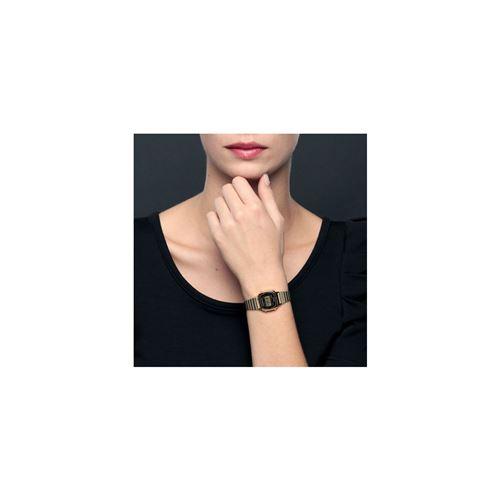 8€32 sur Casio Montre Femme LA670WEGA 1EF ChronographeNoir