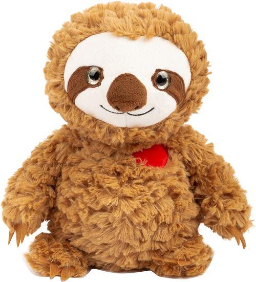 Small Foot peluche peluche peluche Sloth junior 30 cm marron/beige