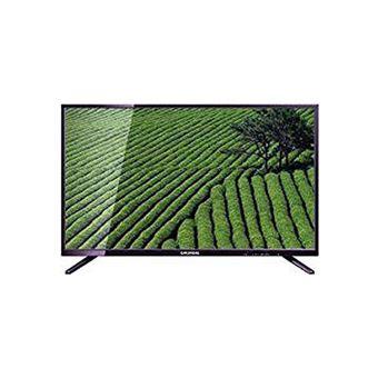 "Grundig 32 VLE 4820 - 32"" Klasse Vision 4 LED-tv - 720p 1366 x 768 - verlichte rand - zwart"