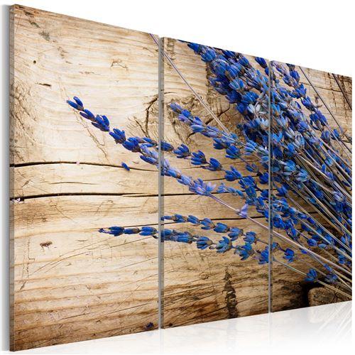 tableau - lavande - artgeist - 60x40