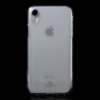 coque iphone xr transparente pailette