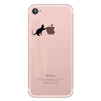 coque cat iphone 8