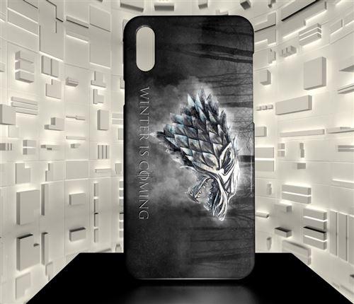 Coque Design iPhone X Game of Thrones 11 jpg