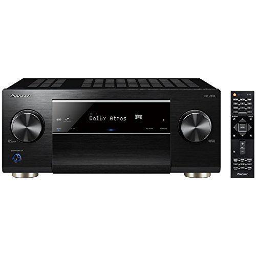 Amplificateur Home Cinéma Pioneer VSX-LX503-S 9.2 canaux Argent
