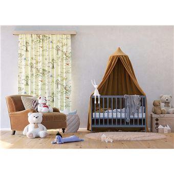 AG Design fcpl 6139 Disney Winnie l\'Ourson, chambre d\'enfant Voilage ...
