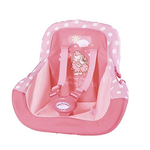 Zapf Creation 701140 Siège de voyage pour Baby Annabell
