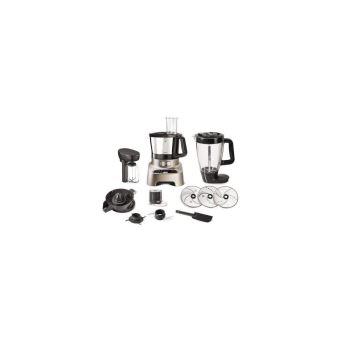 Moulinex FP828H10 Food Processor Double Force + 11 Accessoires