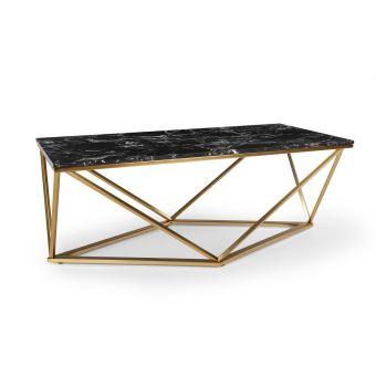 60 Sur Besoa Black Onyx 1 Table Basse De Salon 110 X 42 5 X 55 Cm