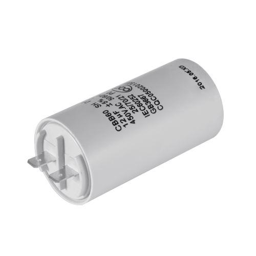 450 V Blanc 8 /µF Condensateur de moteur
