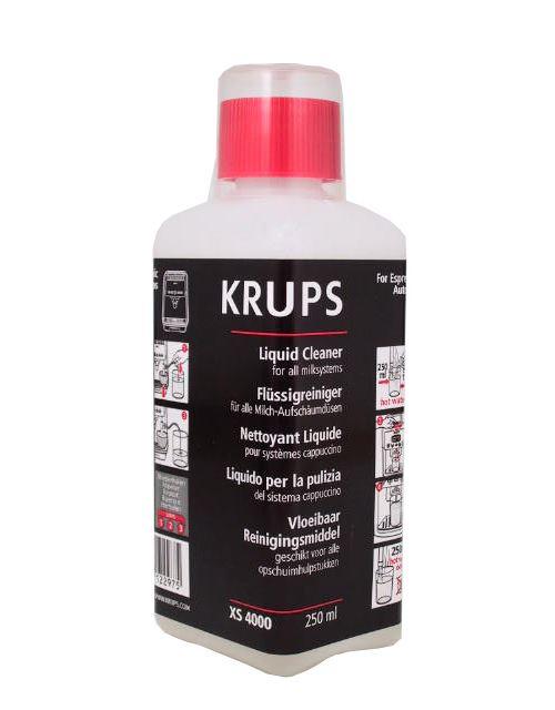 Liquide De Nettoyage Espresso KRUPS Ref: XS400010