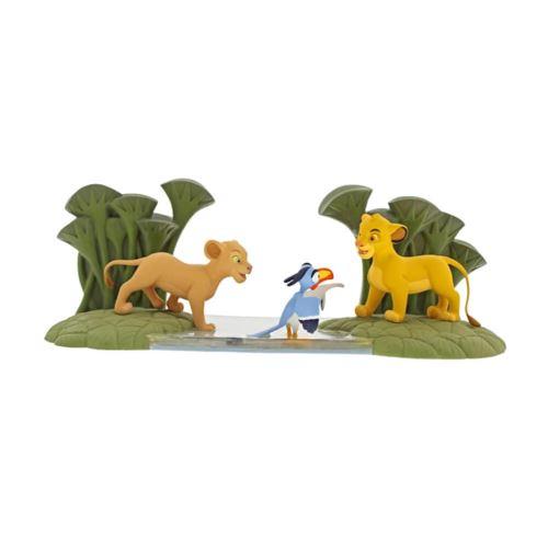Disney Enchanteur Roi Lion « Puissant Roi » Collectionneurs Figurine