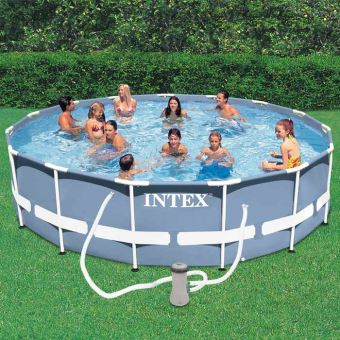 piscine tubulaire intex prism frame