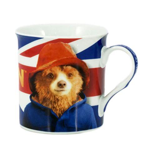 Tasse d'Union Jack de film d'ours de Paddington