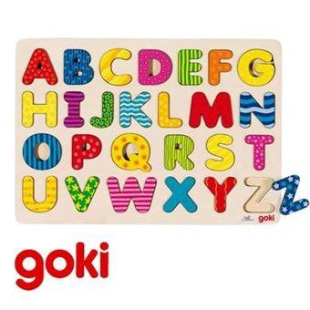 Puzzle En Bois Apprendre L'alphabet Jeu Éducatif Enfant 3 Ans + - Puzzle enfant - Achat & prix ...