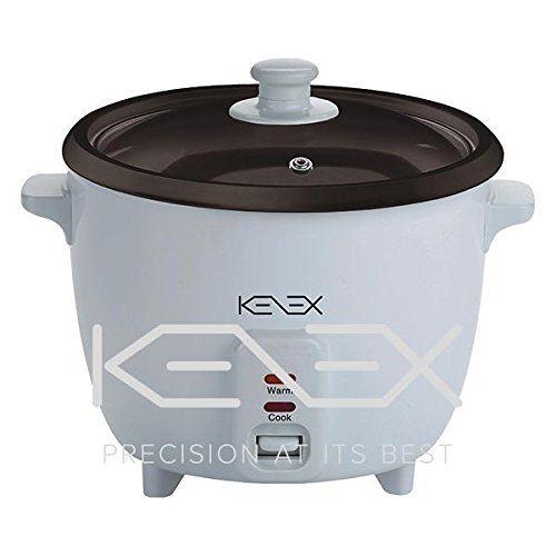 kenex à riz, 1.8 litres, Blanc [Classe énergétique A]