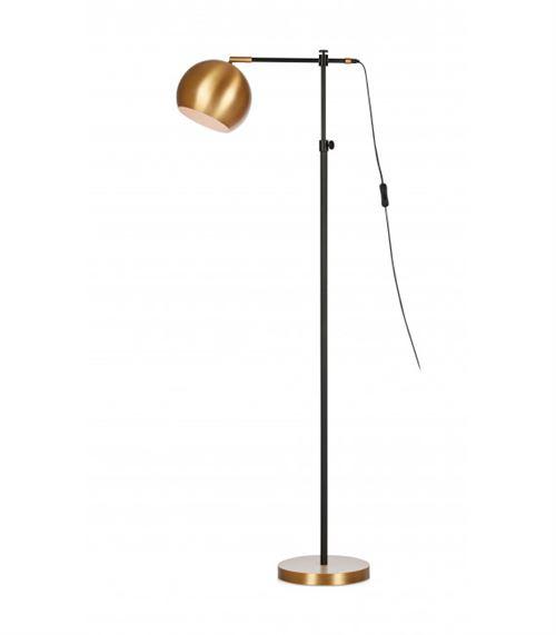 Lampadaire CHESTER Noir 1 ampoule