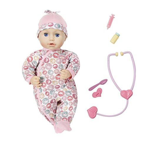 Zapf Creation 701294 Baby Annabell Milly se sent mieux