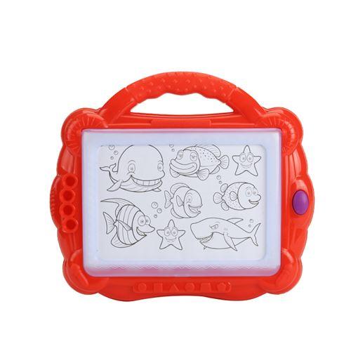 Éducation les Enfants Doodletoy Éclairage Électrique Effaçable Tableau Magnétique dessin YZLWJ288