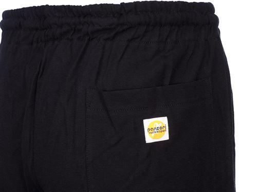 Neuf Pantalon de survêtement Panzeri Uni h noir//fus nacre jers Noir 10870