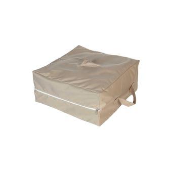 Cov'up Pour De Protection Galettes Taupe Chaise Housse TlFK1cJ
