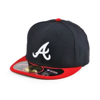Casquette MLB Atlanta Braves New Era authentic performance 59fifty taille  casquette - 7 1 8 (56.8cm) - Supporter de baseball - Achat   prix   fnac 2a6d07d4f186