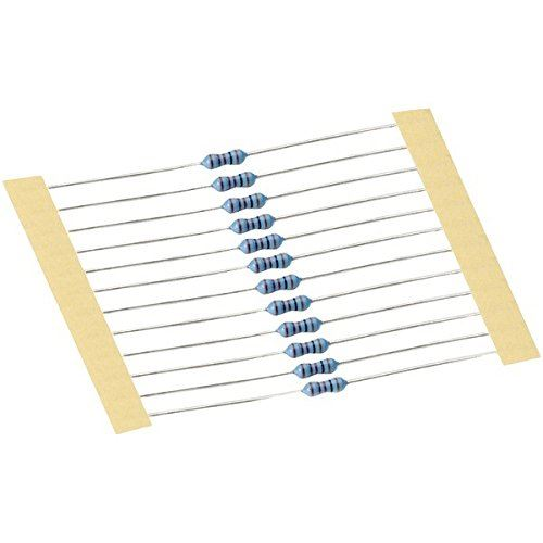 Install Bay Resistor Kit 170 Total 10 Per Value -GMVATS
