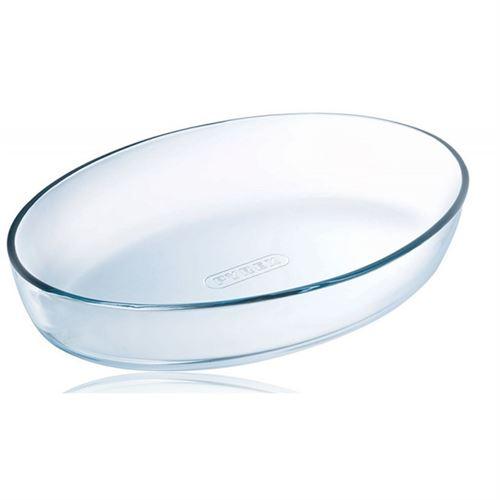 PYREX Plat a four ovale Classic Glassware 21x13 cm transparent