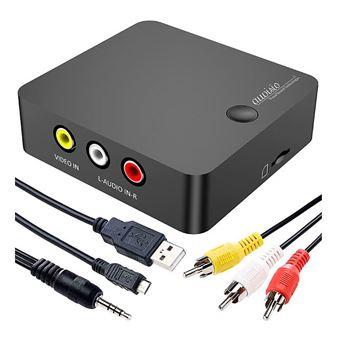 Numériseur vidéo autonome pour sources analogiques VG-600.sa