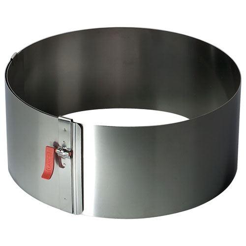 Cercle a tarte 10cm lares 6003