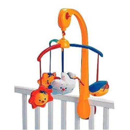 Logitoys - 71313 - jouet premier âge - mobile eveil douceur