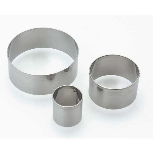dtm loisirs creatifs - sct 3 emporte pieces metal ron