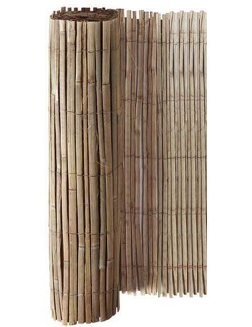 Gardman - Cloture bambou 3.8 x 1.8 m