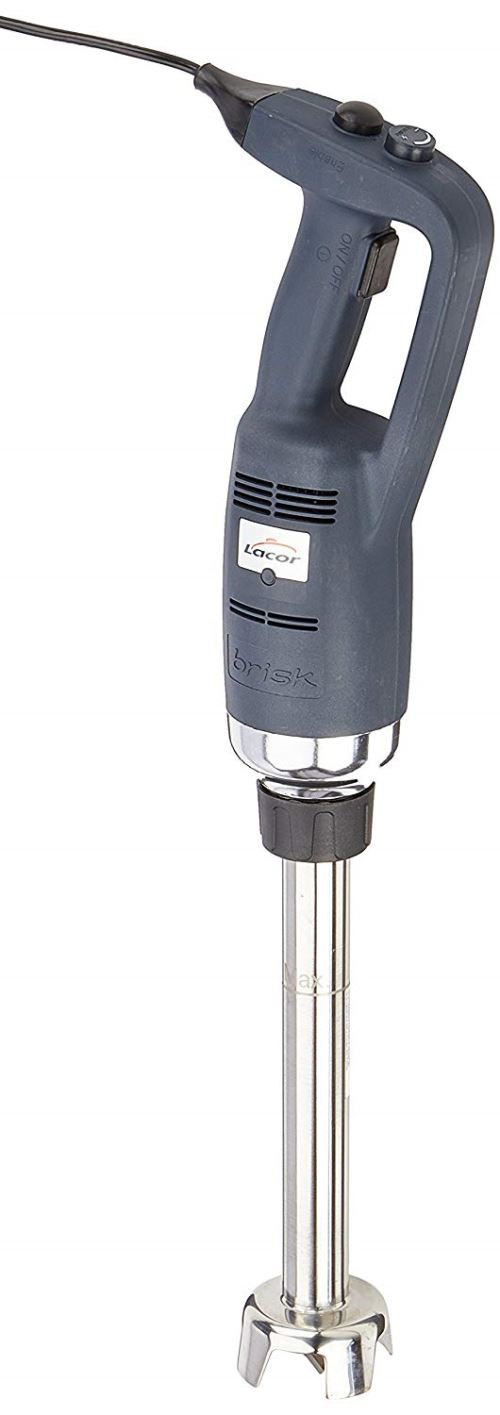 Lacor 69773 Fouet Professionnel de série variable w et 30 cm, 350 W [Classe énergétique A]